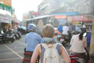 turista. estudiar inglés en Medellin