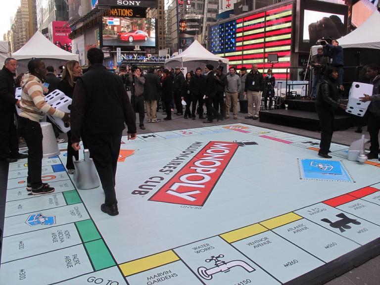 Monopoly: el juego de mesa americano mas jugado en el mundo