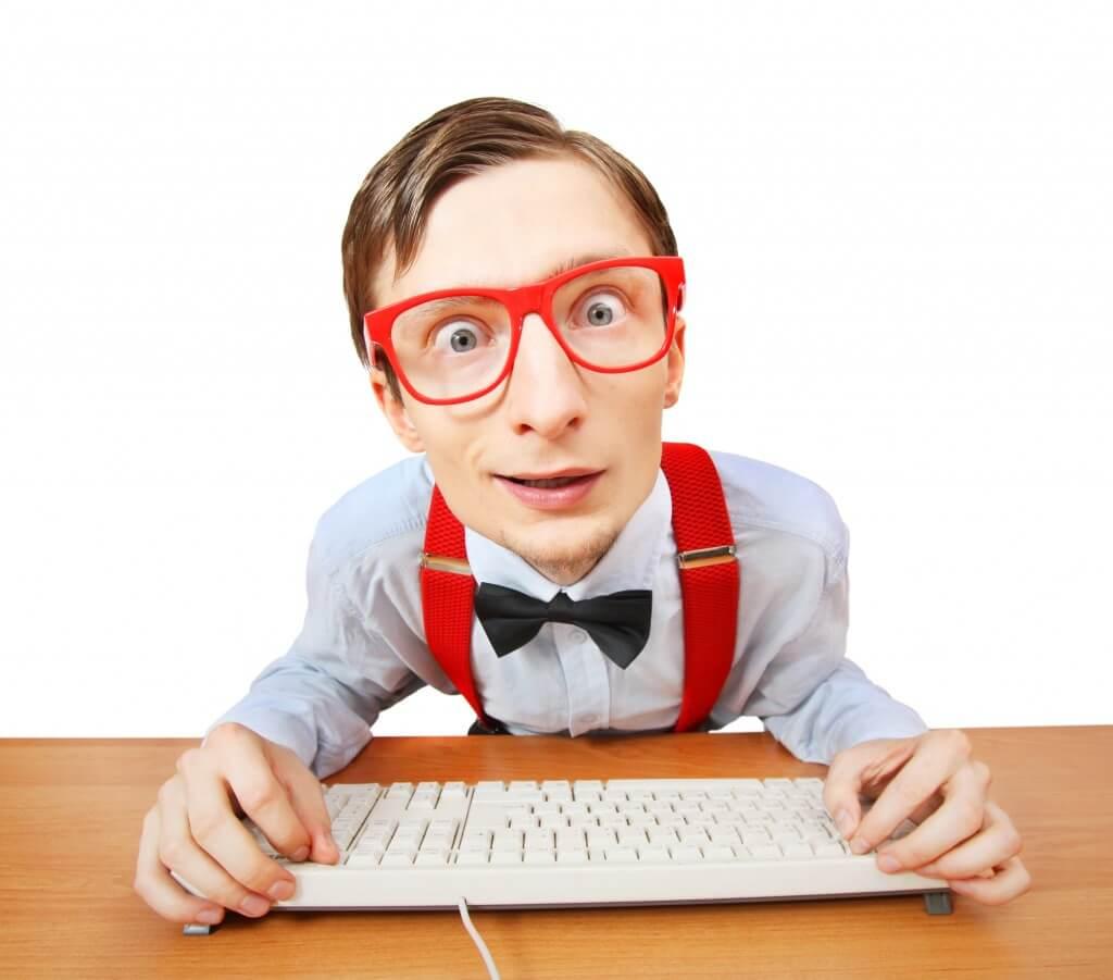 ¿Eres un geek? Estudiar inglés en Medellín.