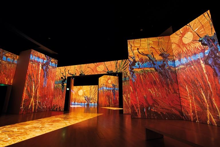 VAN GOGH ALIVE: UNA NUEVA FORMA DE EXPERIMENTAR EL ARTE