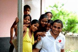 estudiar ingles. voluntariado