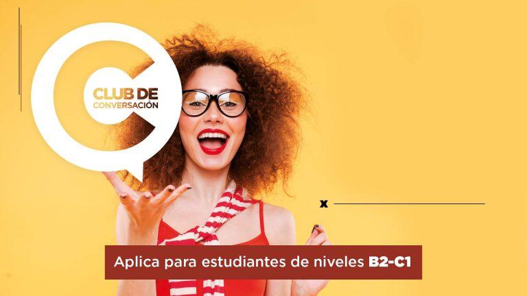 CLUB DE CONVERSACIÓN BLENDEX