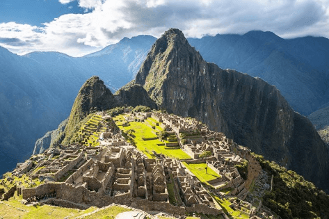 5 LUGARES NATURALES EN PERÚ