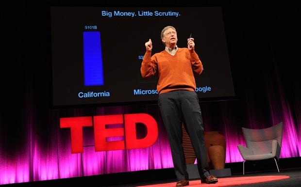 TED: UNA OPCIÓN PARA APRENDER INGLÉS